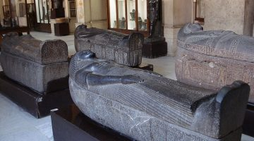 """Not Like Baghdad"" – The Looting and Protection of Egypt's Treasures"