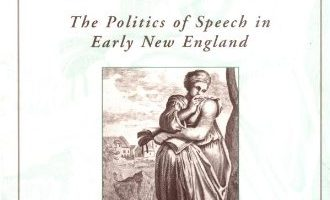 Governing the Tongue: The Politics of Speech in Early New England by Jane Kamensky (1999)