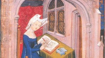 A Medieval Nun, Writing