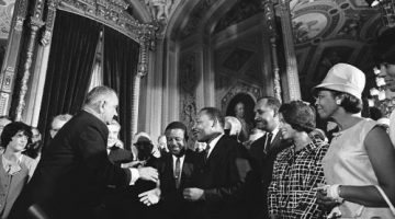 The Voting Rights Act of 1965: One Vote, One Voice