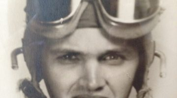 """For a Gunner"": A World War II Love Story"