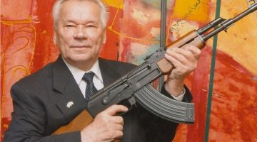 Kalashnikov's Lawn Mower: The Man behind the Most Feared Gun in the World