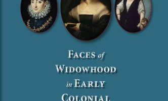 No Mere Shadows: Faces of Widowhood in Early Colonial Mexico, by Shirley Cushing Flint (2013)