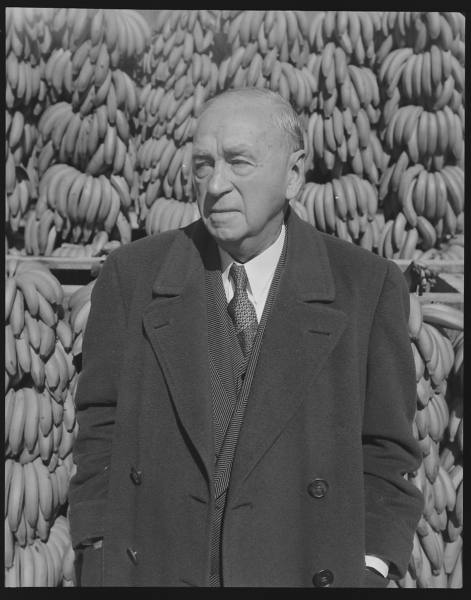 Samuel Zemurray, a Russian who rose to become a fruit magnate (Image courtesy of Peter Ubel)
