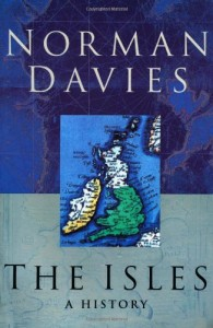 Norman Davies The Isles Cover