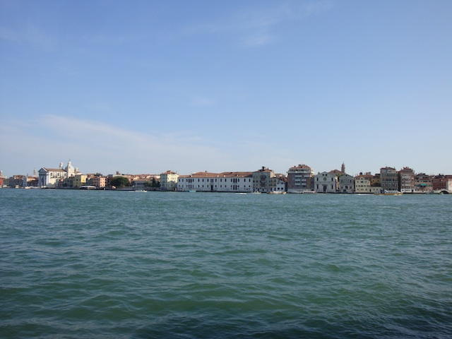 View of Venice From La Guidecca