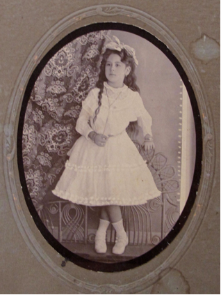 Young Blanche LaBorde, n.d., n.p.