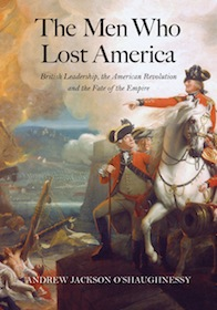 The Men Who Lost America book cover