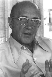 Carl Rogers. Via Wikipedia