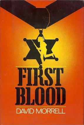 Cover art of First Blood novel. Via Wikipedia.