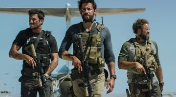 Historical Perspectives on Michael Bay's 13 Hours: The Secret Soldiers of Benghazi (2016)