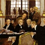 William_Orpen_–_The_Signing_of_Peace_in_the_Hall_of_Mirrors_Versailles_1919_Ausschnitt-150x150