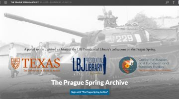 The Prague Spring Archive Project