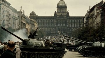 Media and Politics From the Prague Spring Archive