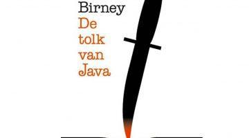 Book cover of De tolk van Java by Alfred Birney