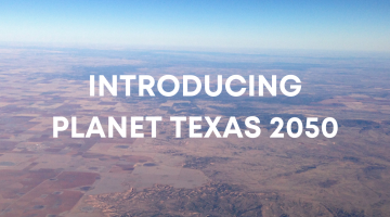 Introducing Planet Texas Header Image