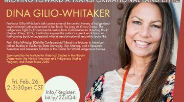 Gilio Whitaker Talk