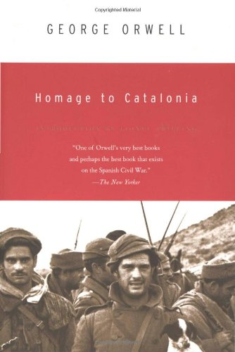 homage to catalonia essay example Yet neither orwell's homage to catalonia nor hemingway's for whom the bell   when he took a sabbatical in 1974 to concentrate on his writing, his research   jim jump delivering paul preston's paper on george orwell and the spanish.