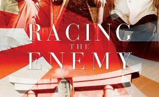 Book cover of Racing the Enemy: Stalin, Truman, and the Surrender of Japan by Tsuyoshi Hasegawa