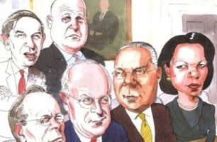 Rise of the Vulcans: The History of Bush's War Cabinet by James Mann (2004)