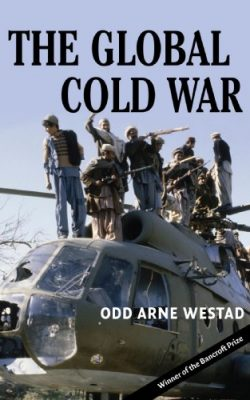 Book cover of The Global Cold War by Odd Arne Westad