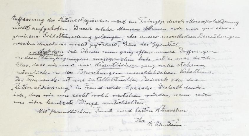 Einstein-Gutkind_1954_p2