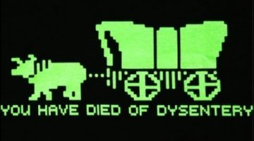 """You have died of dysentery"" – History According to Video Games"