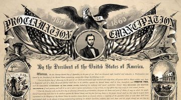 The Emancipation Proclamation, January 1, 1863