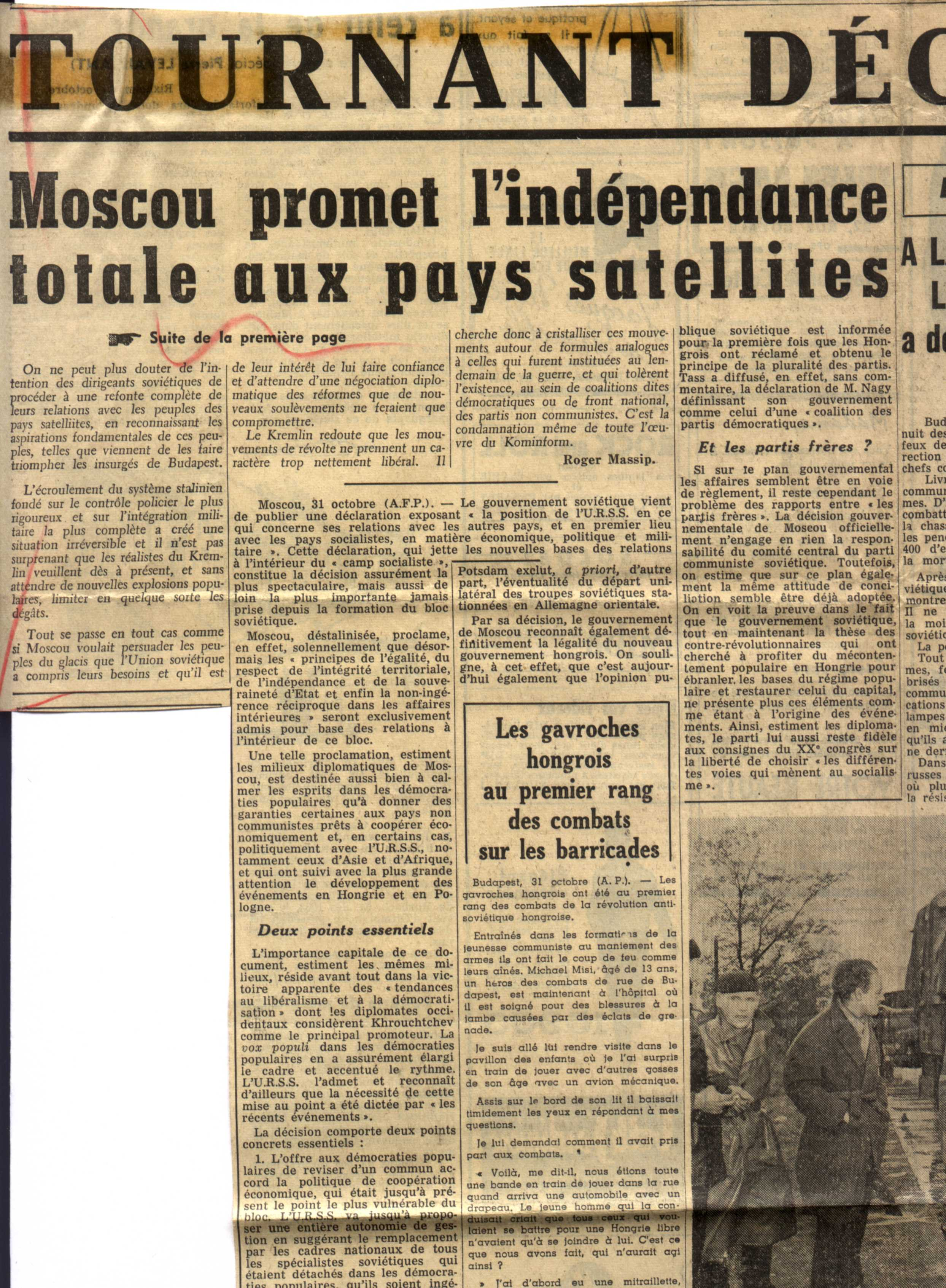 Hungary 1956  Crimea 2014? The New Archive (No  7) - Not