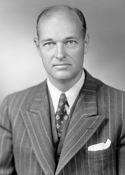 George F. Kennan, 1947 (Wikimedia Commons)
