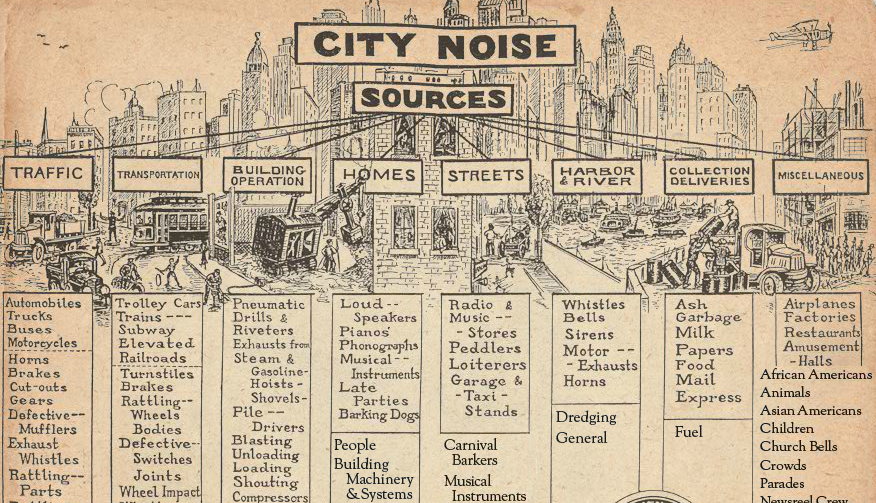 "A screenshot of the ""Sounds"" section (The Roaring Twenties)"