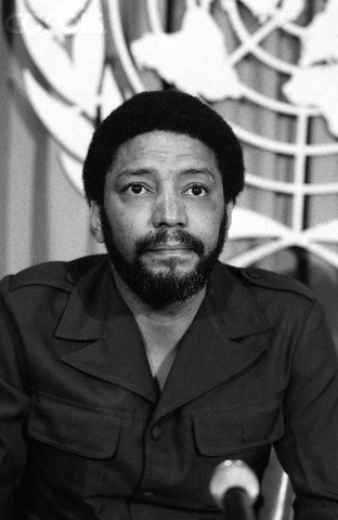 Prime Minister Maurice Bishop of Grenada (Encyclopedia of Puerto Rico)