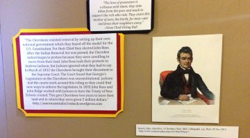 Give or Take: The Indian Removal Act