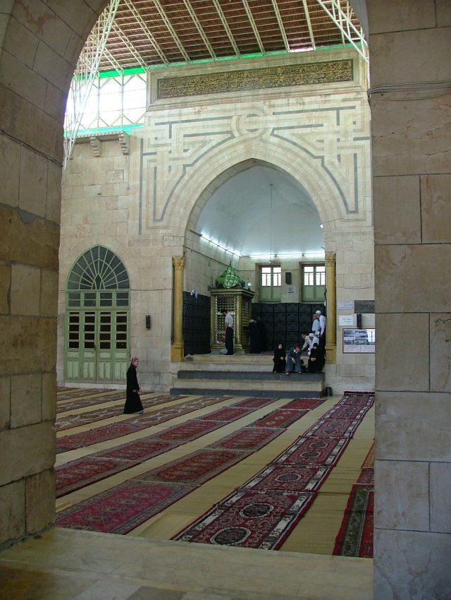 Interior, Mashhad al-Husayn