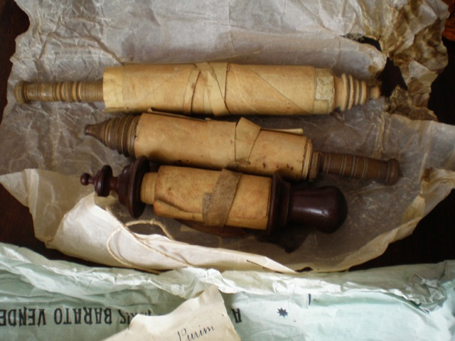 Scrolls of Megillot
