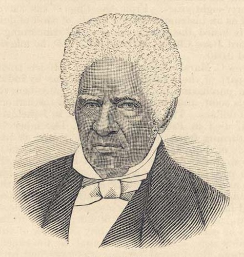 Andrew C. Marshall.  In James M. Simms, The First Colored Baptist Church in North America, Constituted at Savannah, GA,  January 20, .D. 1788 With Biographical Sketches of the Pastors (Philadelphia: Lippincott, 1888), 76. Courtesy of Documenting the American South, University of North Carolina at Chapel Hill Libraries.