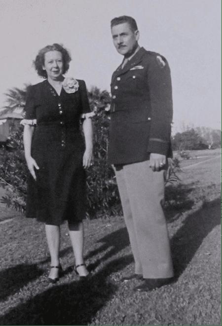 Blanche LaBorde Chapa & Col. Frank Chapa, n.d., n.p.