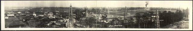 Bull Bayou Field, 1920