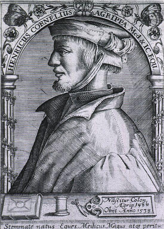 Heinrich Cornelius Agrippa (1486-1535/1538)