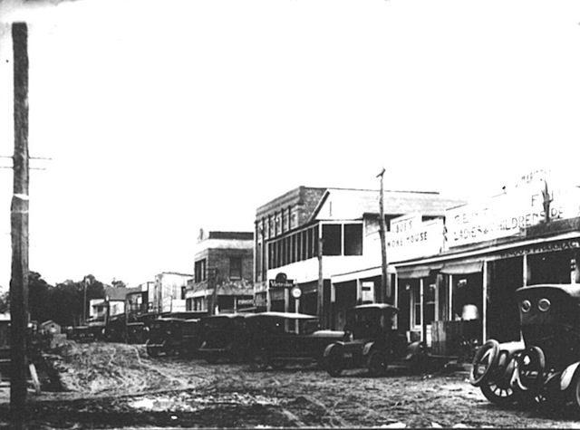 Oil City, 1912