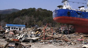 Notes from the Field: Northeast Japan after the Tsunami