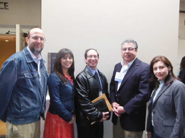 Dr. Benjamin Johnson; Dr. Monica Munoz Martinez; Dr. John Moran Gonzales; Dr. Trinidad Gonzales; and Dr. Sonia Hernandez