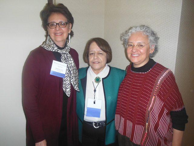 Tejano Grassroots History: Margarita Azaia; Gloria Espitia; and Graciela Sanchez