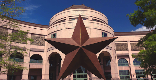 The Bullock Texas State History Museum. Courtesy of the museum website.