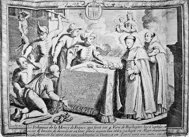 Purchase of Christian captives from the Barbary States in the 17th century