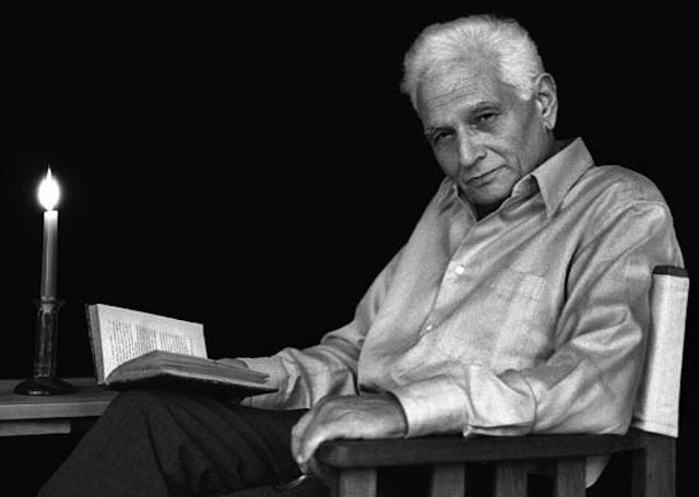 Thinking like Jacques Derrida (1930-2004)