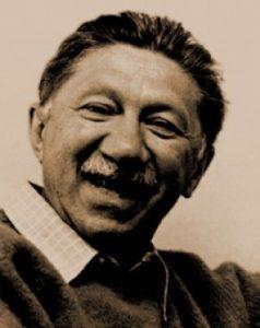 Abraham Maslow. Via Wikipedia