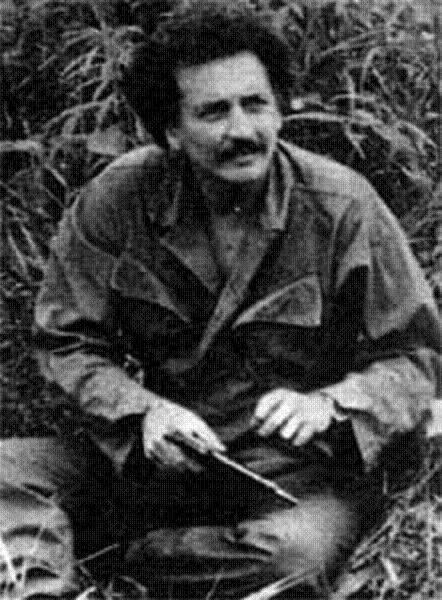 Photograph of the real-life Jaime Bateman Cayón (April 23, 1940 – April 28, 1983)