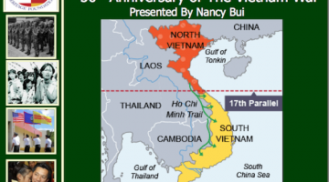 50th Anniversary of the Vietnam War from a Vietnamese American Perspective