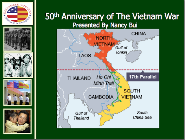 50th Anniversary of the Vietnam War from a Vietnamese American ...